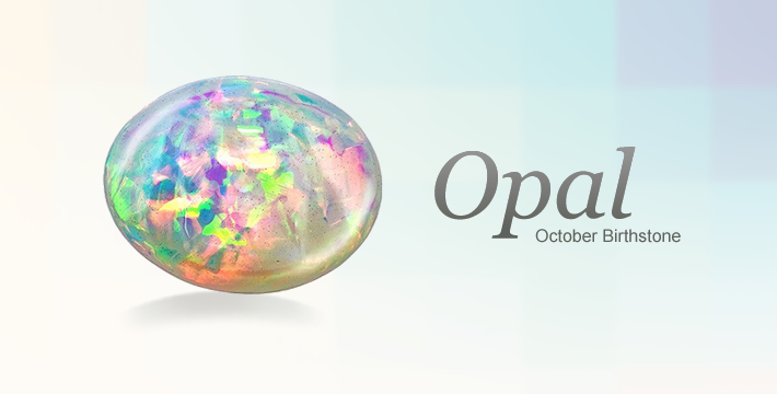 October Birthstone: Opal/Tourmaline